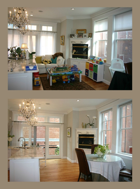 What Could Be Better Than Home Staging Before After Photos From New Hampshire