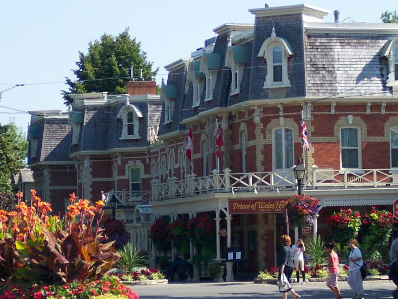 how to do niagara on the lake drive