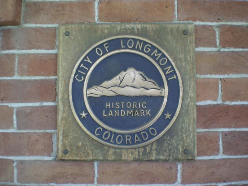 Beautiful Historic Longmont Colorado Landmark Property