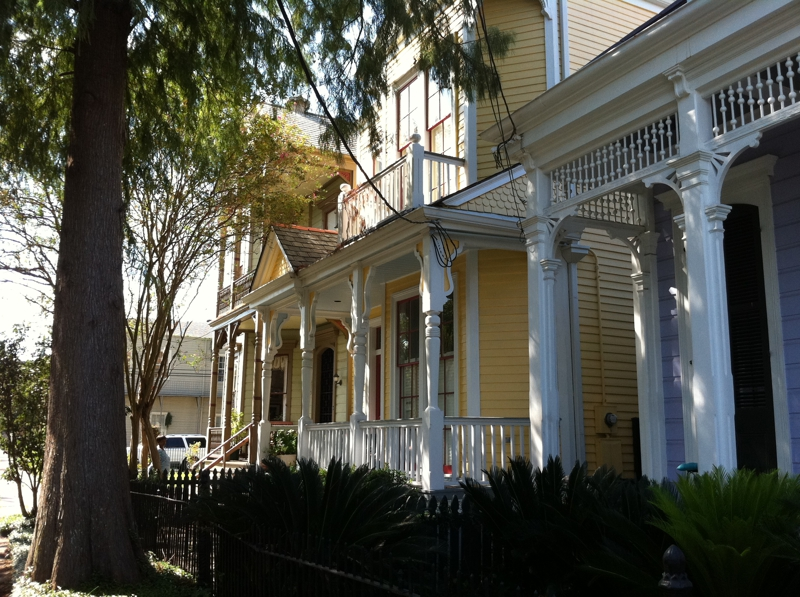 Pictures Of The Homes In The Garden District New Orleans