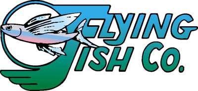 Sandpoint Flying Fish Co. Logo