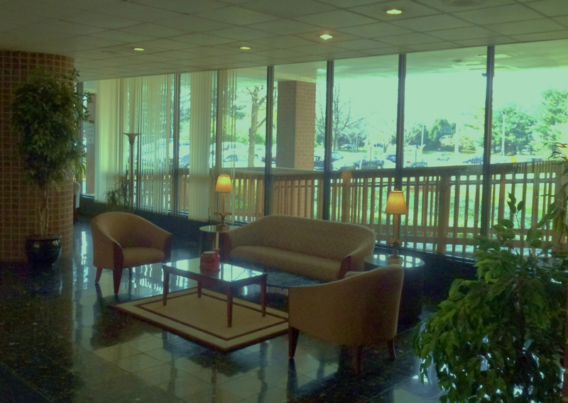 The Elmont  Lobby HomeRome