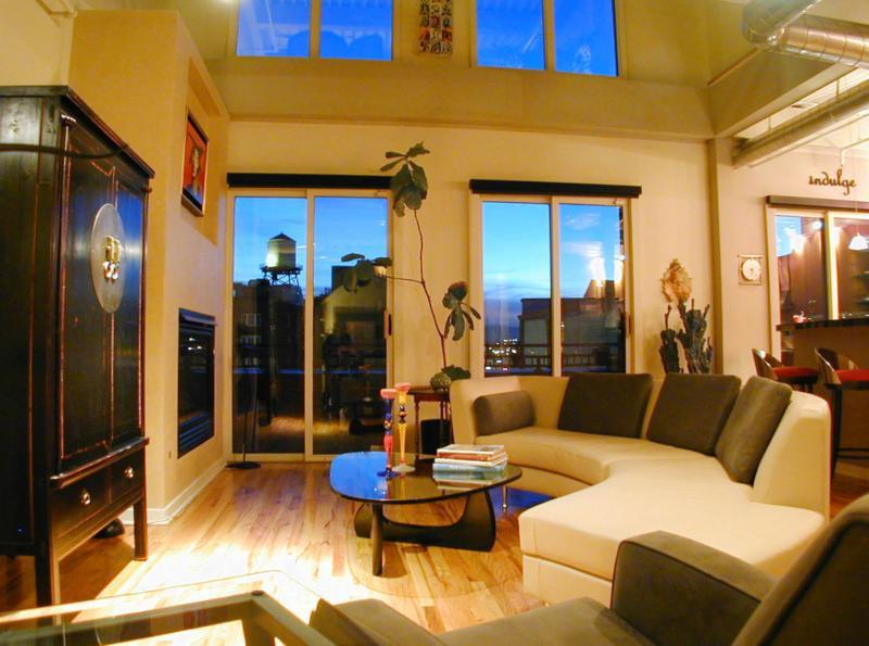 lodo denver lofts west end lofts. Black Bedroom Furniture Sets. Home Design Ideas