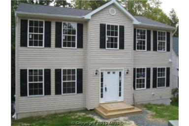 Brand New Colonial In Lusby - Up and Ready - Upgrades Throughout - $209,900!