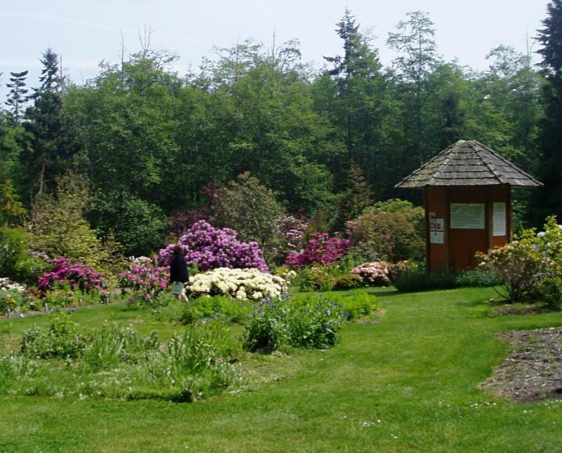 Meerkerk Gardens, Whidbey Island