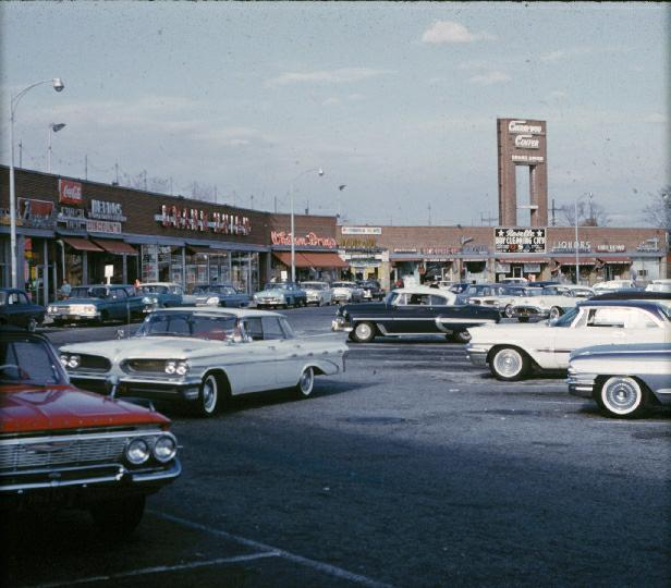 Cherrywood Wantagh Long Island New York 1961
