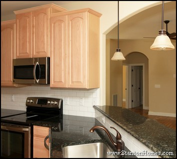 2012 Kitchen Design Trends White Subway Tile Backsplashes