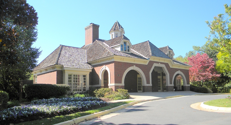 Sully Station Pool and Clubhouse