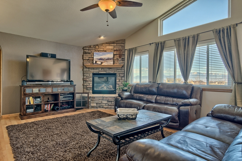 Ranch home in Black Forest Colorado Springs