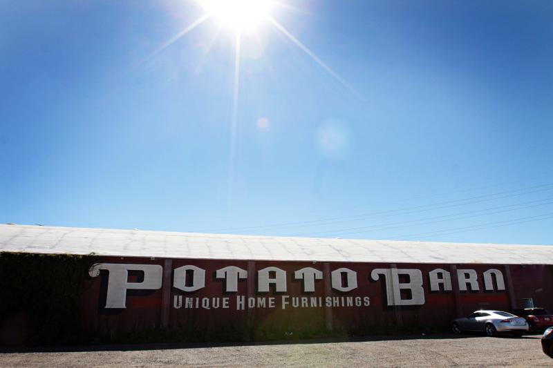 Where To Shop In Scottsdale Az The Potato Barn Unique Home