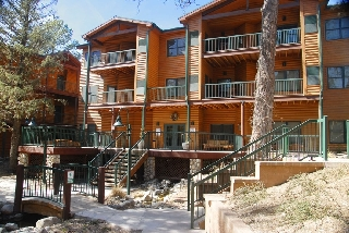 Ruidoso River Resort Condos near Midtown