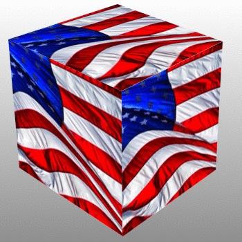 flag cube HomeRome 410-530-2400