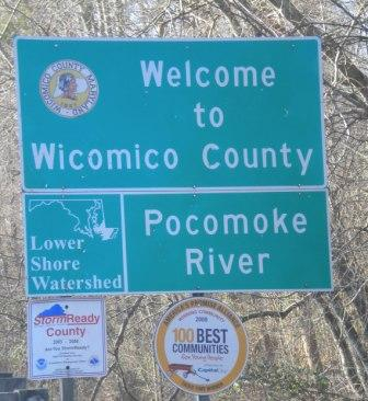 Wicomico County Maryland