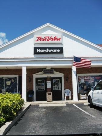 Hardware store on treasure island Florida