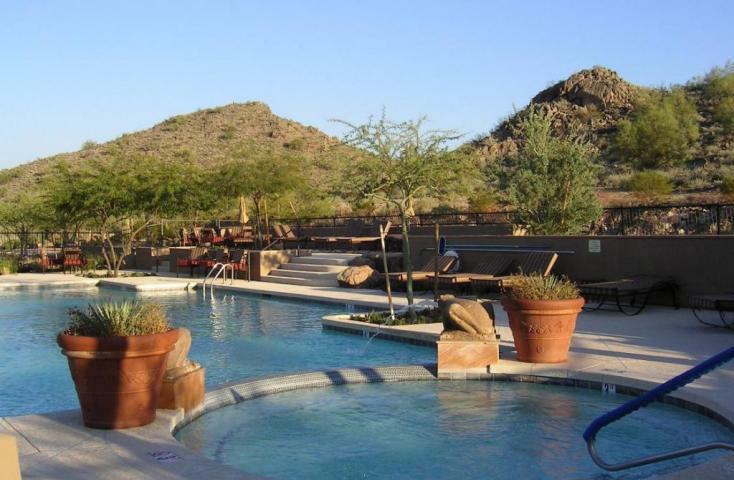 Solera at johnson ranch in queen creek arizona for Pool builders queen creek az