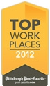 Pittsburghs Top work places 2012