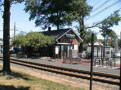 Emerson Train Station