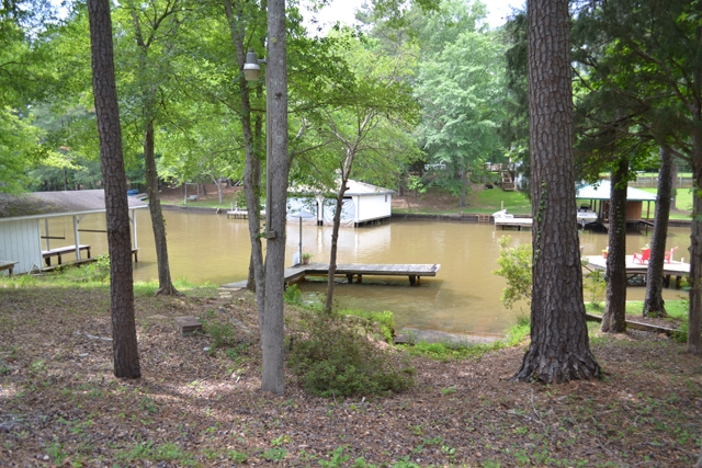 lake sinclair home dock