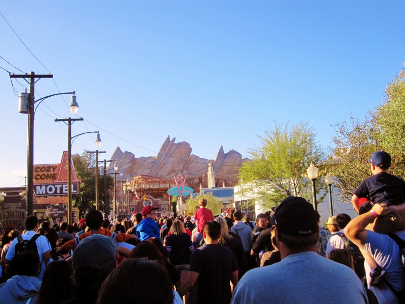 Radiator Springs Cars Land