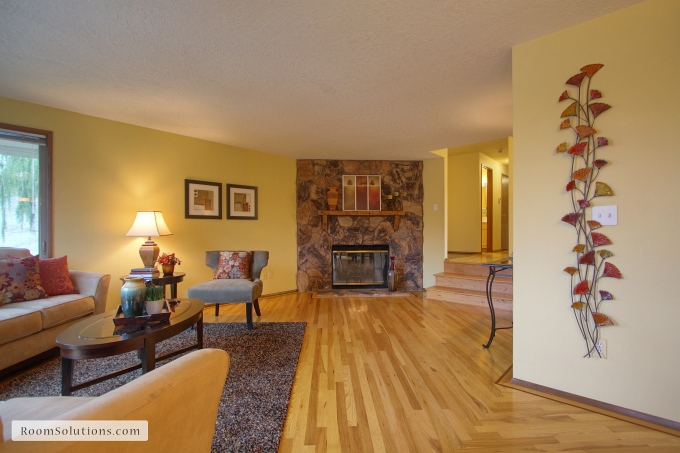 portland house staging