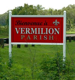Bienvenue a Vermilion parish