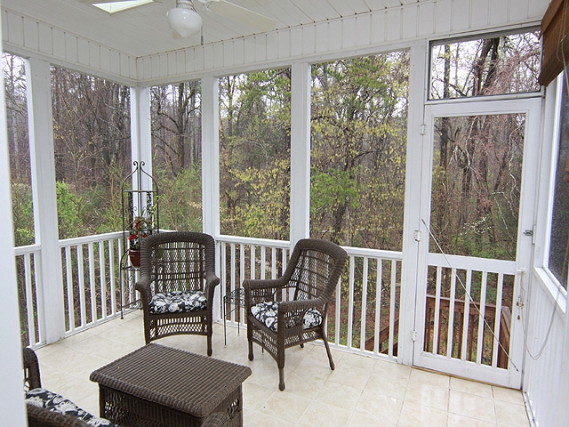 112 Jones Creek Place Screen Porch