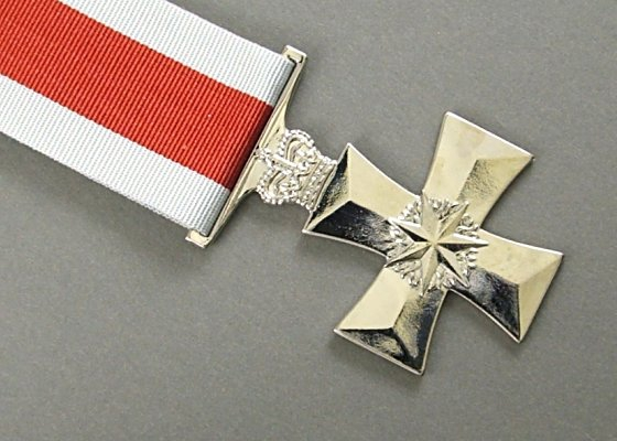 Service Cross They all deserve it