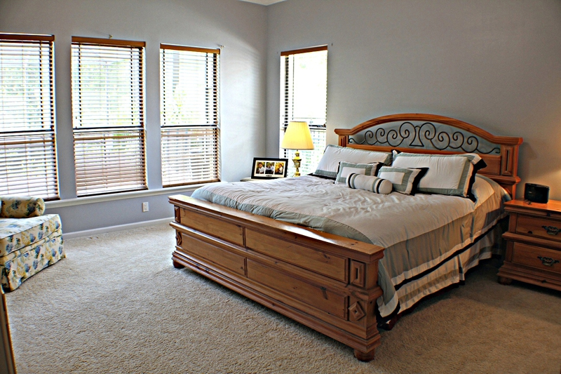 Putting The Master In The Bedroom Home Staging In St Augustine