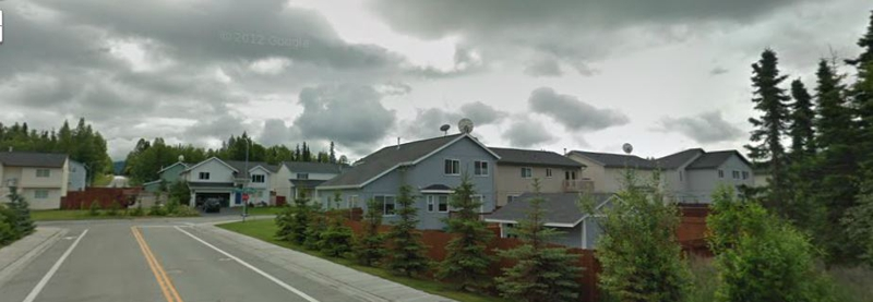 Little Brook Subdivision Anchorage AK