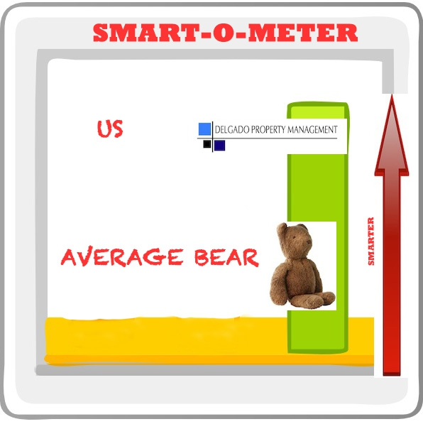 Delgado Property Management Smart-O-Meter