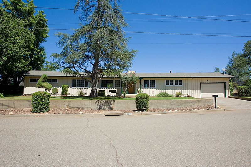 home for sale in Redding CA