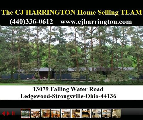 12-12-11 Cleveland Real Estate-13079 Falling Water Rd. (Strongsville, Ohio 44136)...Call (440)336-0612 or Visit WWW.CJHARRINGTON.COM for More Information/ Homes for Sale