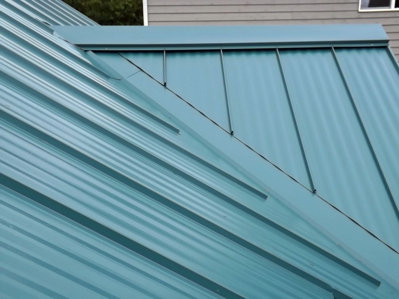 Standing Seam Metal Roof Valley Details Pictures To Pin On