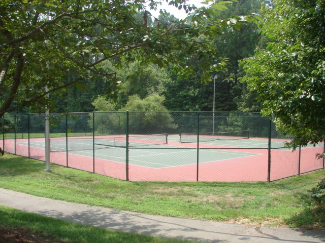 West Park Cary, NC - find homes for sale in cary nc with tennis courts