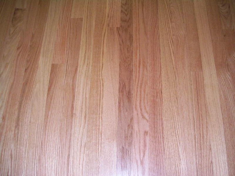 Red Oak flooring - Select grade