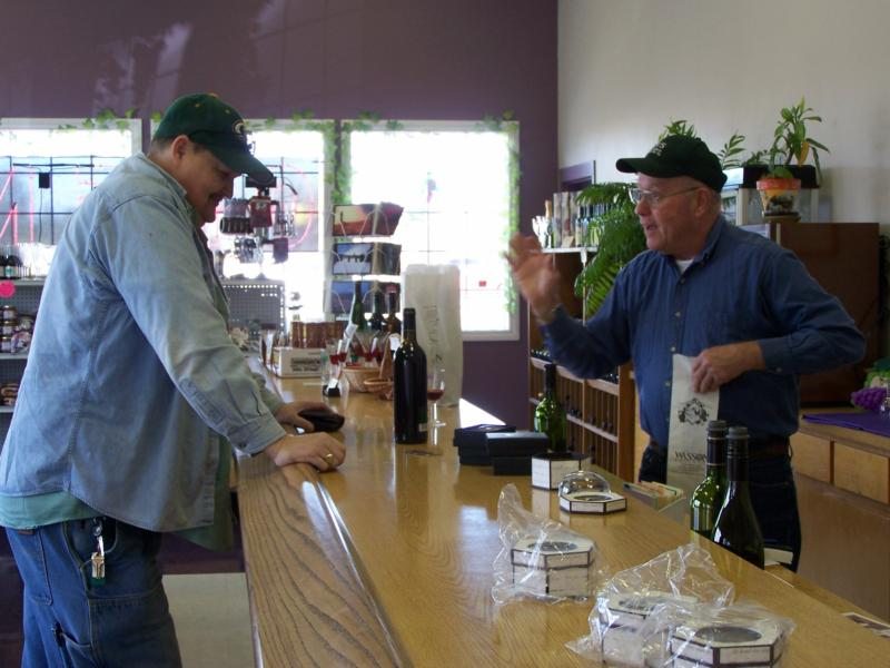 Wasson Brother Winery Sandy Oregon