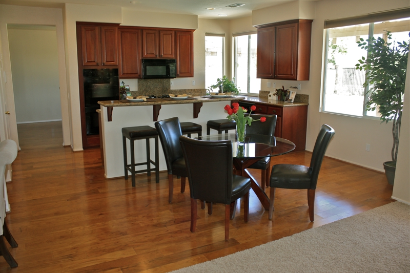 Murrieta Home Staging Kitchen