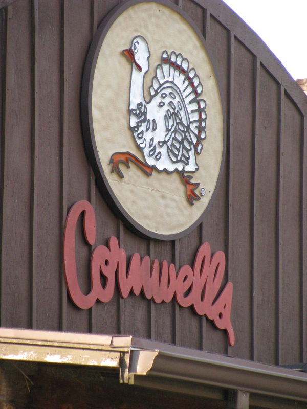 Cornwell's Turkeyville Farm and Restaurant