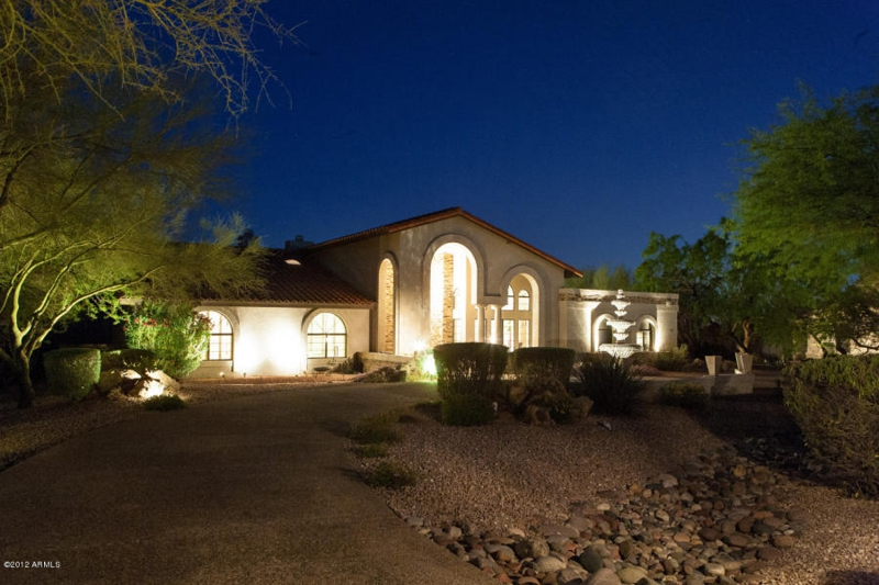 3 Bed 3 Bath Cusom Home for Sale in Scottsdale - Scottsdale AZ Pinnacle Peak Estates Home For Sale