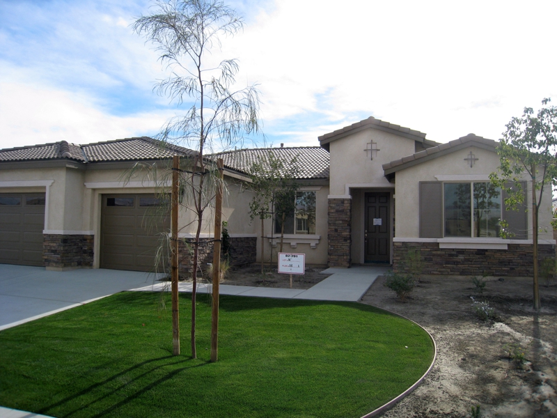 whittier ranch new homes in indio ca