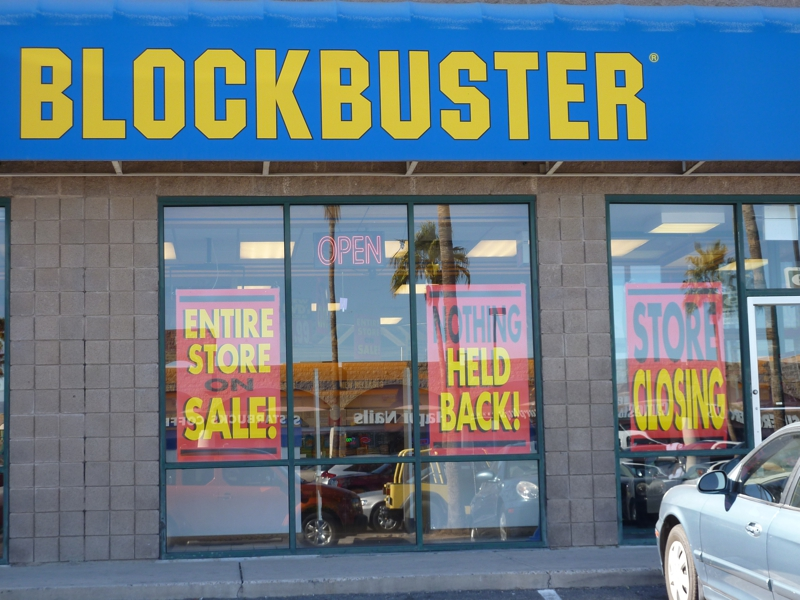 Blockbuster on the block: Mike in Tucson, AZ mortgage lender