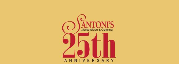 Santoni's 25th