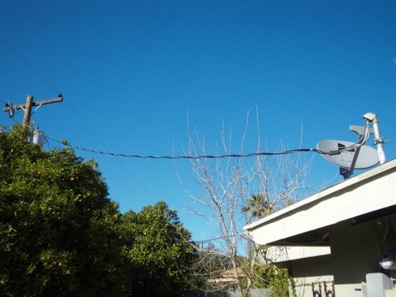 50's - 60's power lines
