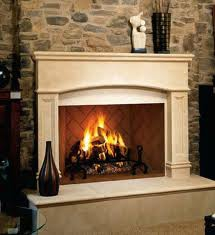 wood burning fireplace in greater los angeles