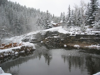 Steamboat S Strawberry Hot Springs