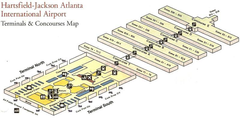 Welcome To Hartsfield Jackson Atlanta International Airport