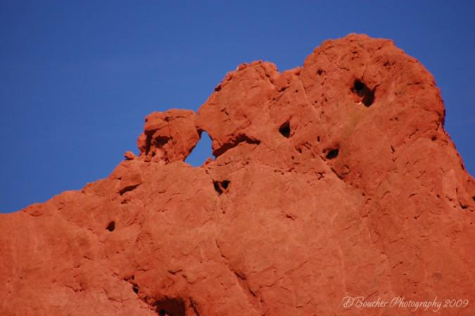 Kissing Camels, Garden of the Gods