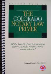 Notary Law Primer