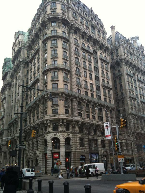 The Ansonia - Broadway - Upper West Side -Mitchell Hall
