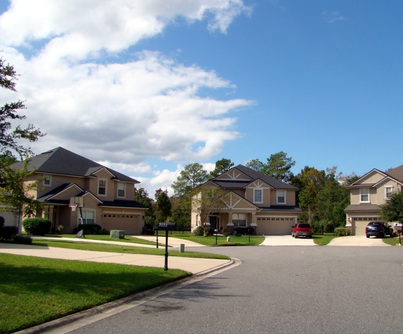 Homes in Heritage Oaks Trace at Fleming Island Plantation